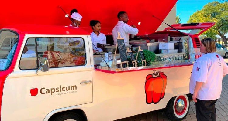 The Capsicum Combi - The Perfect Teaching Vehicle