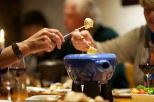 IT'S SHOWTIME AS LIVE JAZZ AND DELICIOUS FONDUE RETURN TO DELHEIM