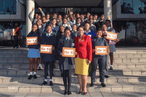 CELL C'S RENOWNED TAKE A GIRL CHILD TO WORK DAY CAMPAIGN KICKED OFF TO A GREAT START