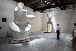 NORVAL FOUNDATION TO HOST FIRST SURVEY OF WILLIAM KENTRIDGE SCULPTURES