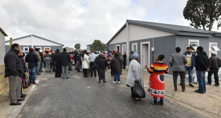 ELDERLY BENEFICIARIES UNLOCK DREAMS OF OWNING HOMES