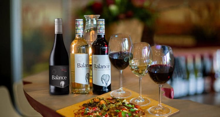 BALANCE WINES TAKE THE WHEEL WITH AN EXCITING NEW PIZZA TASTING