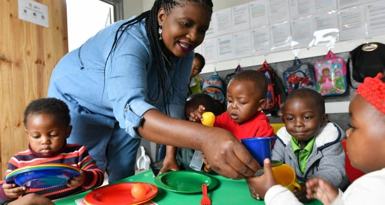 SUPPORT EARLY EDUCATION THIS MANDELA DAY 2019