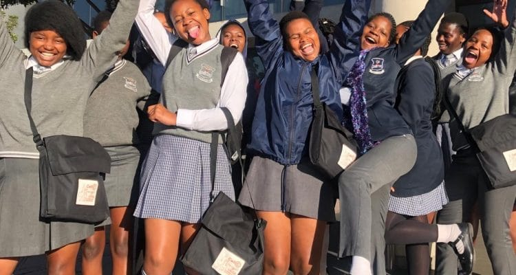 CELL C'S TAKE A GIRL CHILD TO WORK PREPARING YOUNG MINDS FOR FUTURE CAREER PATHS