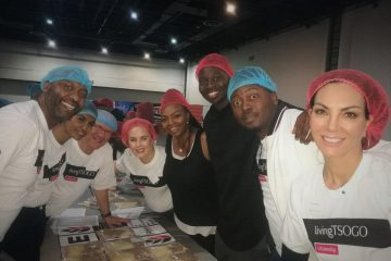 TSOGO SUN HOTELS RISES AGAINST HUNGER AGAIN IN MANDELA MONTH