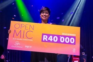 WARM UP FOR THE OPEN MIC JAZZ SINGING COMPETITION THIS AUGUST