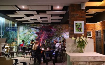 VOODOO LILY IN BIRDHAVEN RELAUNCHED WITH FRESH NEW LOOK AND MENU