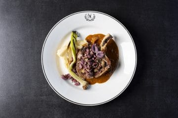 VDL'S NEW LUNCH MENU - TEMPTING THE TASTEBUDS