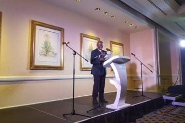 ROBBEN ISLAND PAYS HOMAGE TO GOVAN MBEKI AT MEMORIAL LECTURE