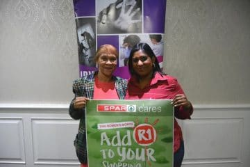 SPAR CALLS FOR R1 DONATION THIS WOMEN'S MONTH