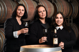 ZONNEBLOEM'S POWERFUL ALL-WOMEN WINEMAKING TEAM