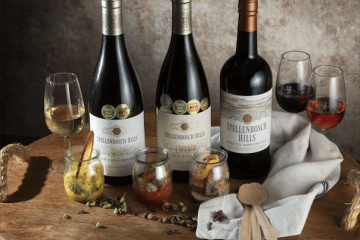 SHOW YOUR SAFFA HEART AT STELLENBOSCH HILLS' HERITAGE PAIRING