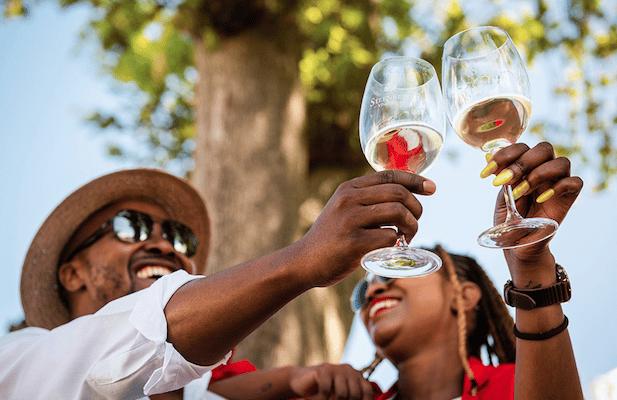 Steenberg Garden Party is a sparkling Gauteng affair