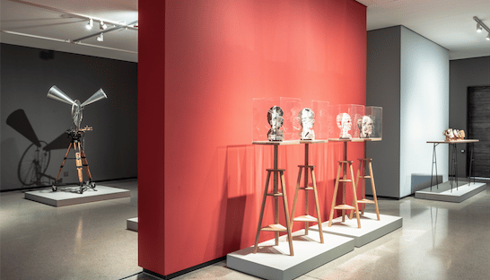 FIRST EXHIBITION OF SCULPTURAL WORK BY LEGENDARY ARTIST WILLIAM KENTRIDGE NOW OPEN AT NORVAL FOUNDATION