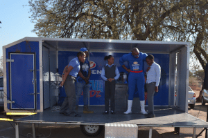 MR WISE LAUNCHES ENGEN KLEVAKIDZ IN LIMPOPO