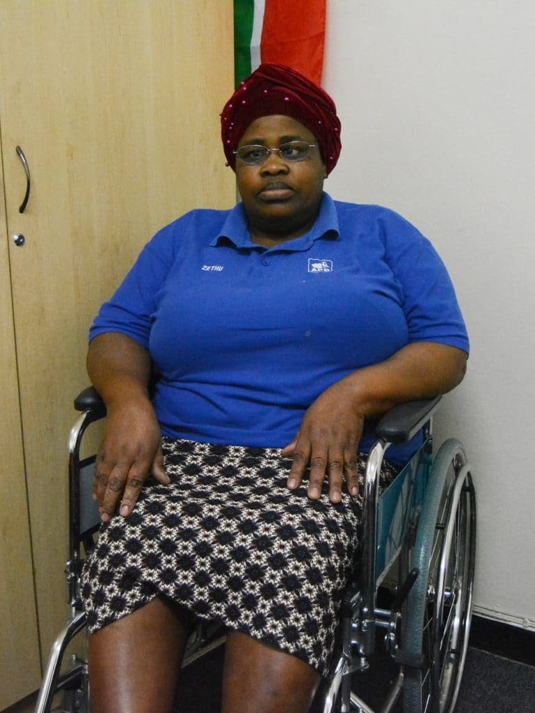 Wheelchair Wednesday makes a difference