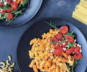 PASTA JOY HAS TWO NEW RECIPES FOR YOU TO ENJOY THIS SPRING AND SUMMER