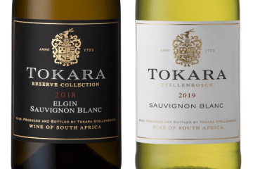 Vibrant TOKARA Sauvignon Blanc is summer in your glass