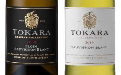 Vibrant TOKARA Sauvignon Blanc is summer in your glass