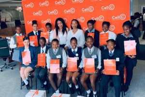 THE CELL C TAKE A GIRL CHILD TO WORK DAY® INITIATIVE PRODUCING PHENOMENAL WOMEN LEADERS IN SA