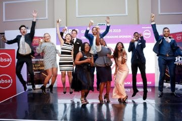 SOUTH AFRICA'S TOP 10 STUDENTS NAMED BY LEADING EMPLOYEES!
