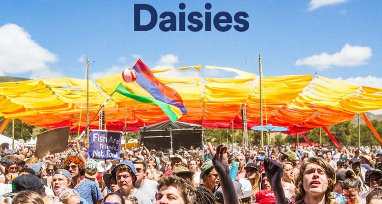 SPOTIFY OFFERS LOCAL MUSIC FANS A BESPOKE EXPERIENCE AT CAN DO! IS ROCKING THE DAISIES​ 2019