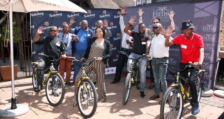 BUILDING BICYCLES TO CHANGE LIVES IN SOWETO