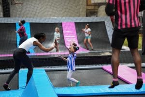 PUT SOME BOUNCE INTO YOUR LIFESTYLE AT CORNUBIA MALL!