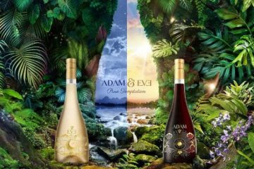 LET US TEMPT YOU WITH THE ANTICIPATED RELEASE OF THE ADAM & EVE 2019 LIMITED MERLOT COLLECTOR'S EDITION