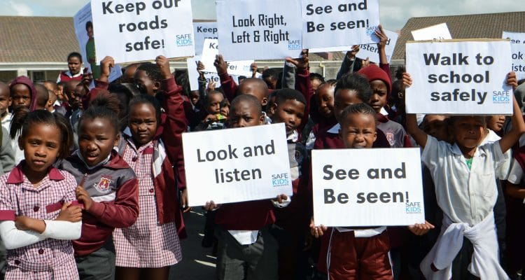 CHILDSAFE PARTNERS WITH UNICEF AND UCT TO DESIGN SAFER CITIES FOR CHILDREN
