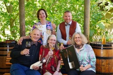 DELHEIM'S 80TH ANNIVERSARY HONOURS THE LIFE OF SA WINE PIONEER SPATZ SPERLING