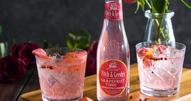 FITCH & LEEDES GOES CORAL WITH NEW AVANT-GARDE GRAPEFRUIT TONIC