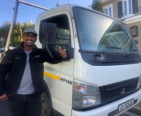 NEW WASTE SERVICES APP CONNECTS TRUCK OWNERS TO OPPORTUNITY