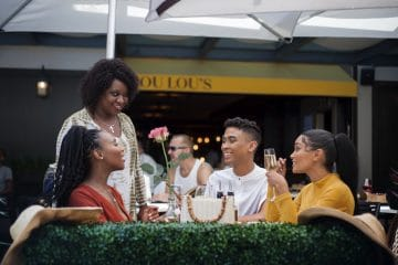 UPMARKET LOU LOU'S WELCOMES YOU TO DE WATERKANT LOCALE