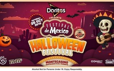 CELEBRATE FESTIVAL DE MEXICO WITH M&M'S AT MONTE CASINO