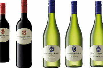 """ROBERTSON WINERY SHINES AT RECENT """"BEST VALUE"""" WINE AWARDS"""