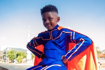 SEVEN-YEAR-OLD SOCIAL ENTREPRENEUR GIVES MZANSI A NEW, EMPOWERING SUPERHERO