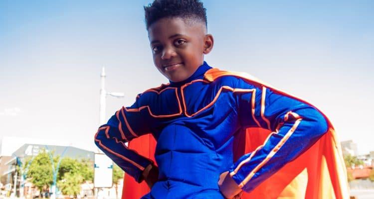 SEVEN-YEAR-OLD SOCIAL ENTREPRENEUR GIVES MZANSI A NEW, EMPOWERING SUPERHERO