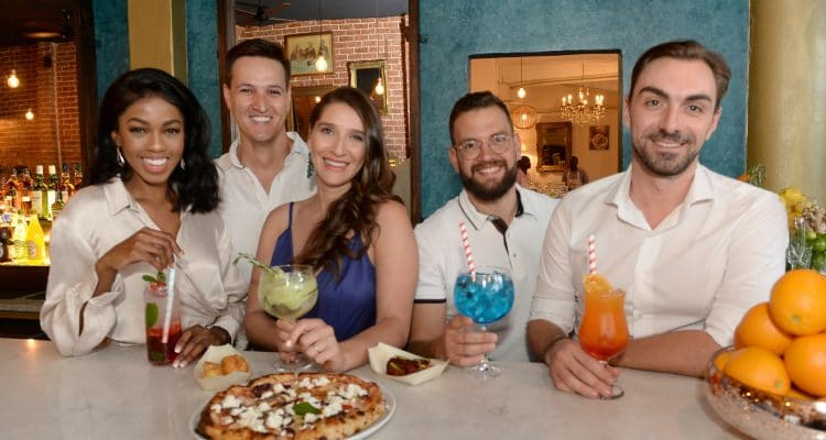 AUTHENTIC NEAPOLITAN-STYLE PIZZA COMES TO JOZI
