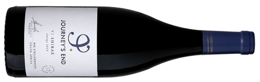 JOURNEY'S END VINEYARDS RELEASE THEIR REBRANDED 'V SERIES' RANGE OF WINES TO HIGH ACCLAIM