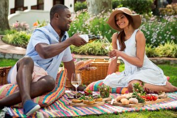 ROMANTIC INTERLUDES IN PAARL AND WELLINGTON