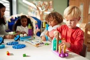 MAKING A DIFFERENCE WHEN IT MATTERS MOST: EARLY CHILDHOOD DEVELOPMENT