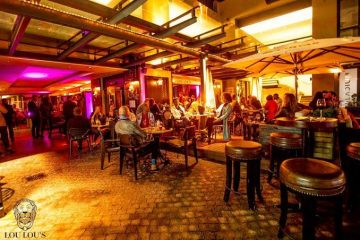 LOU LOU'S IS SET TO KEEP YOU ENTERTAINED THIS FESTIVE SEASON