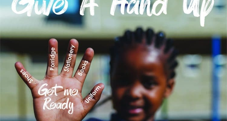 #GIVEAHANDUP TO IMPOVERISHED CHILDREN AT CHRISTEL HOUSE