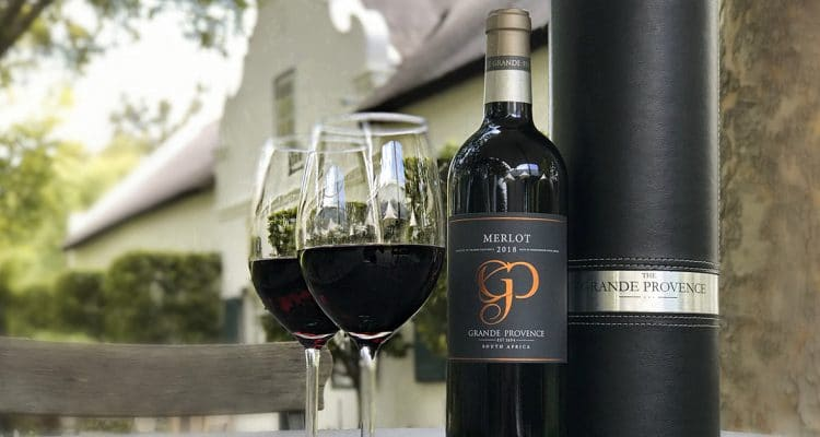 GRANDE PROVENCE LAUNCHES FIRST MERLOT