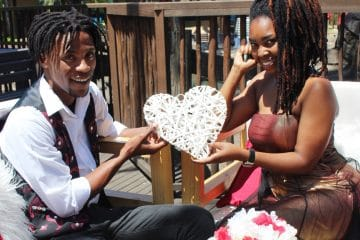 LOVE IS IN THE AIR AT USHAKA MARINE WORLD THIS VALENTINES!