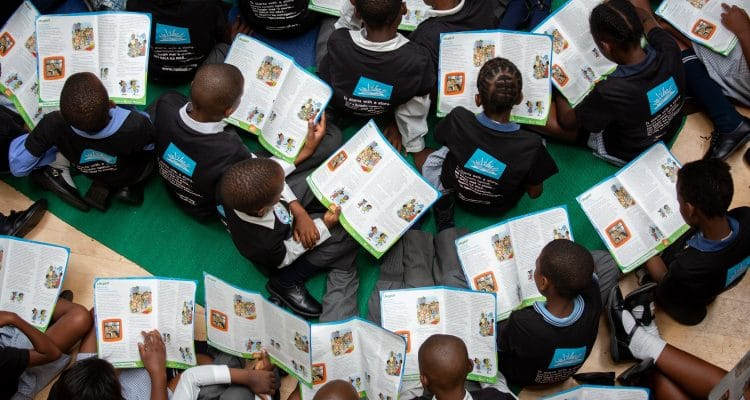 World Read Aloud Day – A day to remember