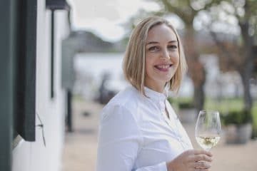 VIBRANT STEENBERG SAUVIGNON BLANC EXPRESSES COOL CLIMATE FINESSE