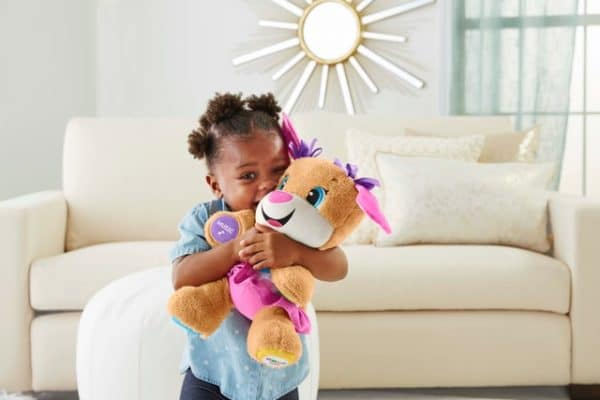 FISHER-PRICE INTRODUCES LAUGH AND LEARN® SMART STAGES™ PUPPY & SIS