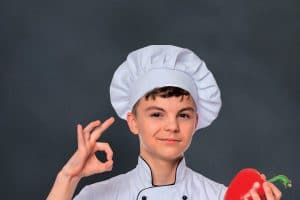 ROOKIE CHEF! COOKING CLASSES FOR ASPIRING YOUNG CHEFS